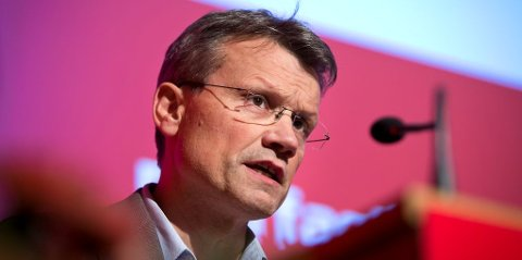 Egil André Aas er leder i LO Stat.