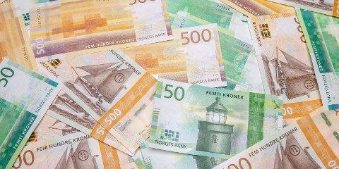 Torsdag 18. oktober innføres de nye 50- og 500-kronersedlene.