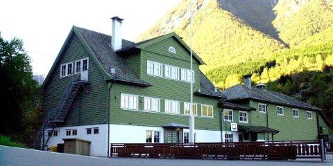EKSTRASAK: Formannskapet får skulebygget i Fresvik på bordet torsdag.