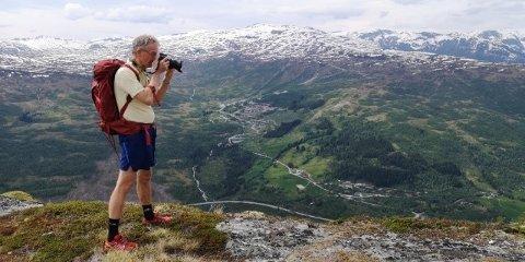 MOTTOK GLADNYHEIT: Knut Rydgren var komen i feriemodus då nyheita om at forskingsprosjektet hans hadde motteke 16,7 millionar frå Forskingsrådet kom.