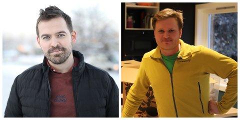 Torbjørn Vereide (Ap) og Aleksander Øren Heen (Sp) er overtydde om at dei eller Frp kan få Vikafjellstunnelen innatt i Nasjonal Transportplan før sommaren.
