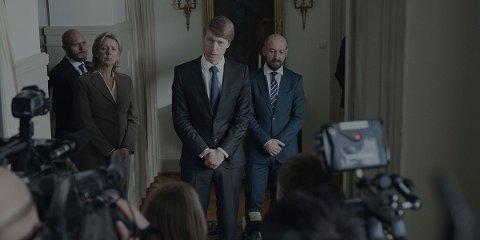 Ola G. Furuseth spiller Jens Stoltenberg i Netflix-filmen «22 July».