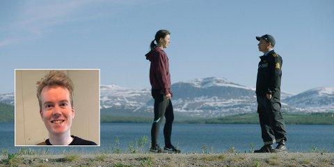 «Outlier» skisserer et fascinerende bilde av lokalmiljøet den beskriver, skriver serieanmelder Morten Aashammer Gjennestad.