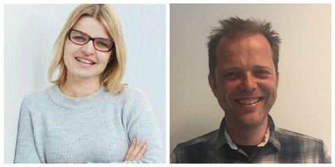 Lise Holm og Vidar Byholt