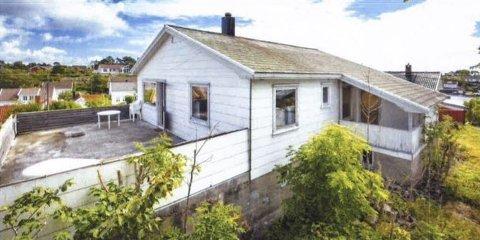 Helårsbolig: Flertallet i kommunestyret vil ikke tillate at dette huset omgjøres til fritidsbolig.
