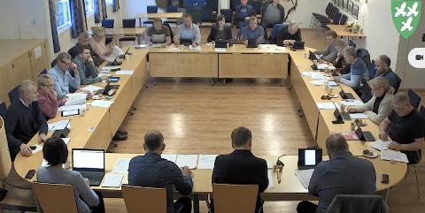 Kommunestyret 17. oktober 2019