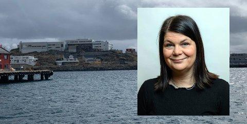 Trine Noodt (V) reagerer på innstillingen om å slå sammen Fagskolene i Troms og Finnmark. - Dette er sentralisering og vi kan ikke la det skje, sier hun.