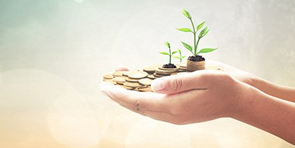 Penger og gode vekstforhold: Østfold-bedriftene er ikke de som stiller seg først i køen når virkemidler til risikoavlastning tilbys, heter det i innlegget.