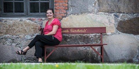 SLUTTET: Karin-Elin Berg er ikke lenger festningsforvalter i Fredrikstad.