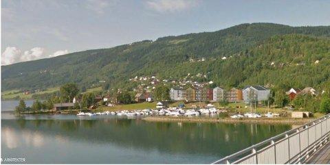 UTBYGGING: Slik ser utbyggerne Vingnes Utvikling for seg at Lillehammer Brygge skal bli.