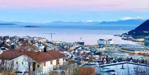 Boligprisene har de siste tre månedene steget med åtte prosent i Harstad.