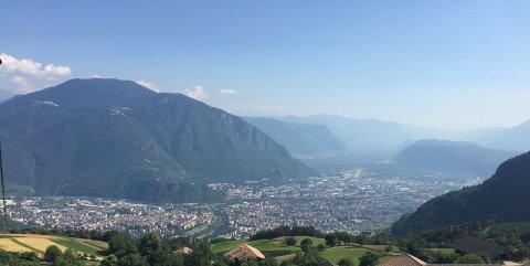 START OG MÅL: Bolzano er hovedstaden i den italienske delen av Syd-Tirol i Nord-Italia. Ultraløpet som Tromsø-kvinnen deltok i startet og slutter i Bolzano.