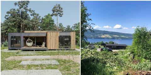 MODULHUS: Dette er et eksempel på den type hus som kan dukke opp i Søndre Land allerede i sommer.