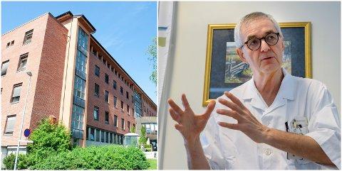 BANEBRYTENDE: Seksjonsoverlege Øistein Hovde og 24 pasienter fra Gjøvik har spilt en stor rolle i en svært lovende studie for cøliaki-behandling.