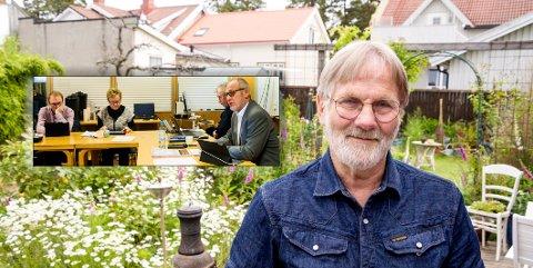 Torstrand: Kjell Øritsland har bodd på Torstrand mesteparten av livet, og stortrives i barndomshjemmet i Revgata. I formannskapet onsdag følte han han seg sviktet av Turid Løsnæs, André Lysnes, Rune Høiseth og de andre i Arbeiderpartiet.
