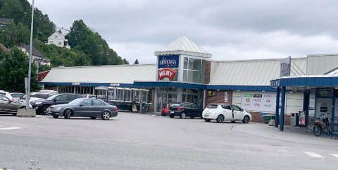 HOVENGASENTERET: Bokhandlerkjeden Notabene har butikk i dette kjøpesenteret.