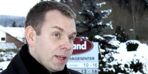 SENTRAL: Halvard Ingebrigtsen har ledet Lørenskog Ap siden 2012, og hadde ansvaret for Aps stortingsvalgkamp nasjonalt i 2017. Foto: Torstein Davidsen