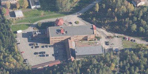 AVINOR: Arkitektfirmaet Archus søker Asker kommune om en forhåndskonferanse på vegne av Avinor Flysikring, som vil bygge om Røyken-lokalene.
