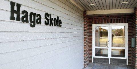 Får ny undervisningsinspektør: Syv personer har søkt på stillingen ved Haga skole. ARKIVFOTO.