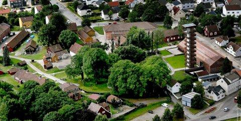 Borgarsyssel Museum feirer sitt 100-årsjubileum i år. (Foto: Jarl M. Andersen)