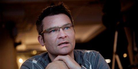 Roger Bjørnstad er sjeføkonom i LO.