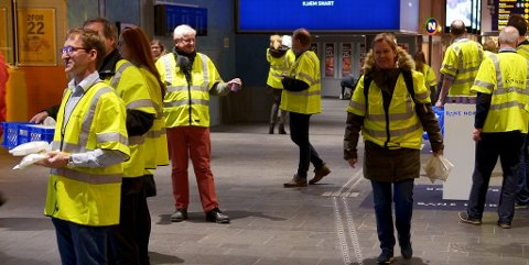 Partene strever fortsatt med å få i havn en tariffavtale i Bane Nor, ett år etter kickoff for det nye Jernbaneverket.