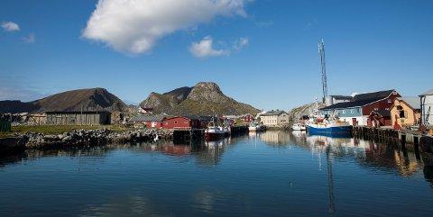 Lofoten er et populært reisemål for mange nordmenn. Her fra Værøy.