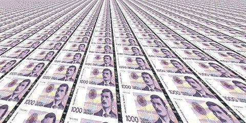 - Disse pengene blir gitt til dem som ikke er fanget opp av støtteordninger allerede, sier økonomisjef Dan Håkon Henriksen.