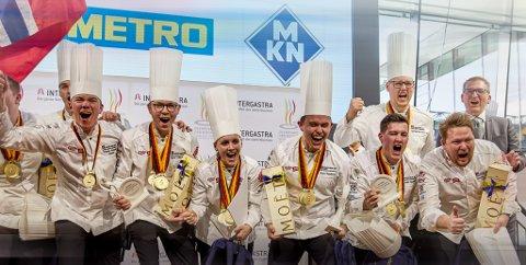 Det Norske Kokkelandslaget tok gull i Kokke-OL 2020 og er best i verden. Nå starter en ny fireårsperiode 2021-2025, og Norge lover kamp om medaljene i kommende mesterskap.