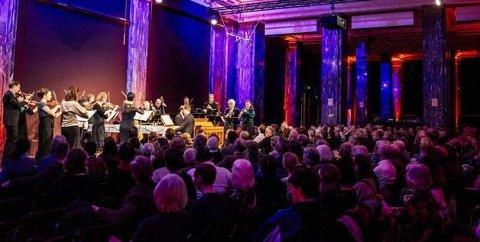 Barokkanerne er et Oslo-basert tidligmusikkensemble som har spesialisert seg på barokkmusikk på tidsriktige instrumenter.