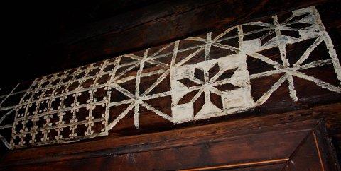 Kroting: Frå kroting på museet i 2011. Arkivfoto