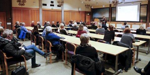 ASYLMOTTAK: Sist uke var det folkemøte i Kopervik. FOTO: ALF-ROBERT SOMMERBAKK