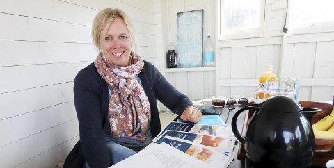 Ordfører Elin Gran Weggesrud ber foreldrene ta en alvorsprat med sine ungdommer.