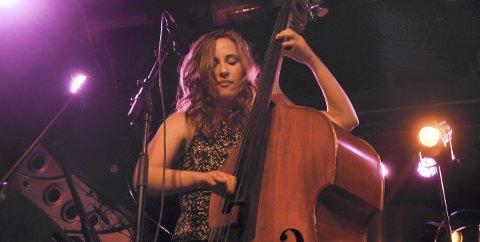 BLANDER POP OG JAZZ: Ellen Andrea Wang spilte på Mølla under jazzfestivalen i 2016. I år holder hun konsert på Grand.