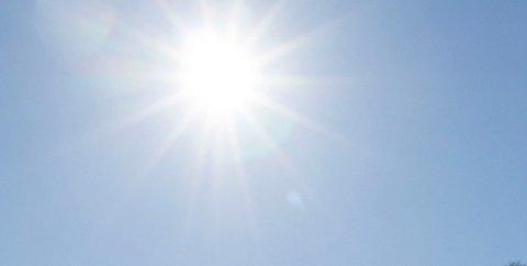 SANKTHANS: Husk solkrem idag – og den neste uka!