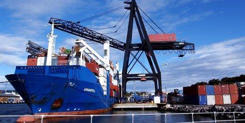 Grønn mobilitet og logistikk er del av Smart Moss Havn-programmet