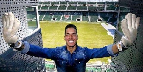 UTEN KONTRAKT: Javi Jimenez (30) kan bli ny TIL-keeper. Den spanske keeperen er kontraktsløs.