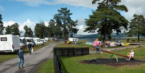 Sveastranda Camping opplever en kraftig vekst i antall gjestedøgn og omsetning.