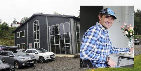 FORTSETTER: Easycare AS i Torpa er konkurs, men daglig leder og medeier Thomas Wærner sier de ansatte har opprettet et nytt selskap for å fortsette drift.