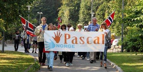 Alt klart for å feire Pascal Norges 10 års jubileum. Dette skjer på Gjøvik helgen 6. til 8. september.