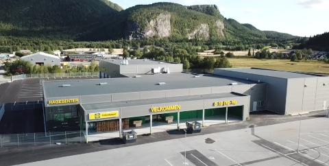 TRØNDELAG: AKA har kjøpt en eiendom på 11 mål i Namsos. Det nye bygget skal leies ut til Felleskjøpet.