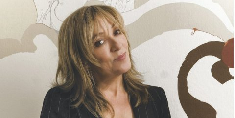 POPULÆR UTE: Jazzvokalist Inger Marie Gundersen fra Arendal har turnert mye i utlandet. FOTO: STEPHEN FREIHET