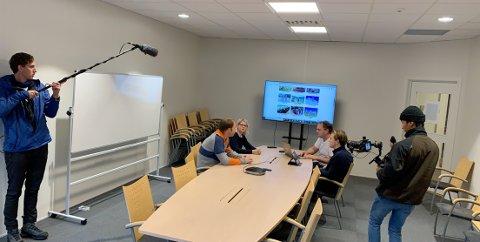 GAVEDRYSS: 16 millioner kroner kommer fra Sparebankstiftelsen Telemark - Holla & Lunde.