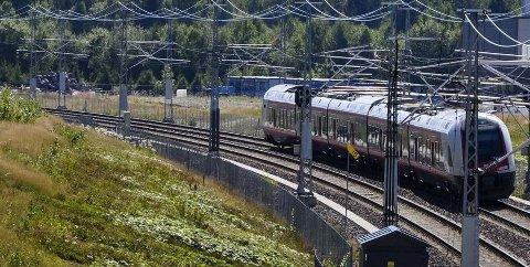 VIKTIGg: SV vil fortsette kampen for jernbane som en nullutslippsløsning for framtidig transport.