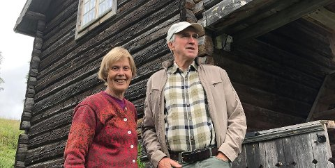 Campingeiere: Nils Rogn og Kari Birgit Lien er driverne av Rogn Camping.