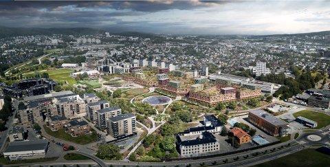 PLANFORSLAG: På mandag legger Eiendoms- og byfornyelsesetaten i Oslo kommune frem reguleringsforslag ut på offentlig høring.