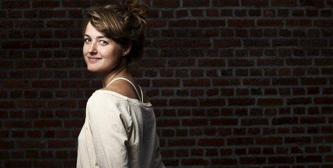 Suksess: Renate Reinsve gikk ut av Teaterhøgskolen i 2013. Hun har spilt i flere filmer, samt store roller i Trøndelag Teater. Nå flytter hun til Oslo og begynner på Det Norske Teatret. Foto: Peter Mydske