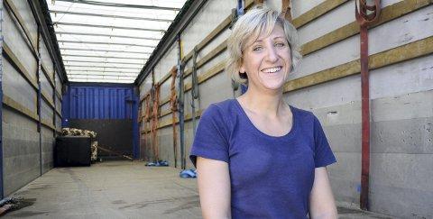 ALENE: Tatjana Ormstad (29) er alenemor, sykepleierstudent og karrierekvinne. Arbeidet hun gjør for den frivillige organisasjonen The Mission Salt & Light gjør hun helt på egenhånd.