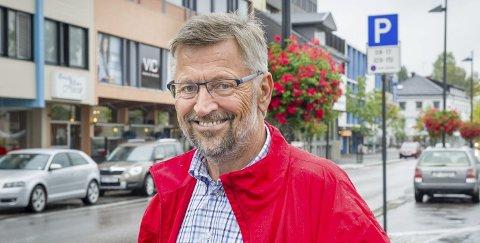 BLIR FYLKESPOLITIKER: Som ventet ble Kongsvinger-ordfører Sjur Strand ført opp på sjuendeplass på nominasjonslista til Innlandet Arbeiderparti ved fylkestingsvalget kommende høst.