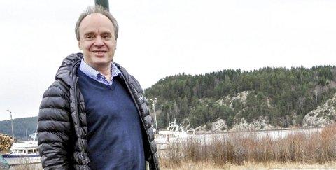 Gir ikke opp: – Vi ser dette som en forsinkelse, sier Tore Borthen i Norske Helsehusfoto: øivind kvitnes